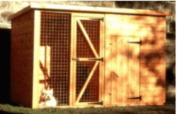 Animal House & Run