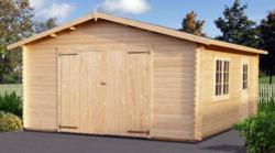 Large Single Garage DLC5545